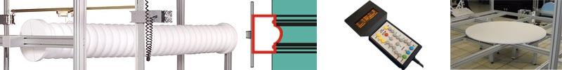 Options des machines de découpe à fil chaud